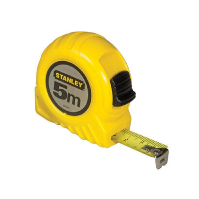 cinta-metrica-stanley-5-metros-amarilla-19-mm-carcasa-de-plastico