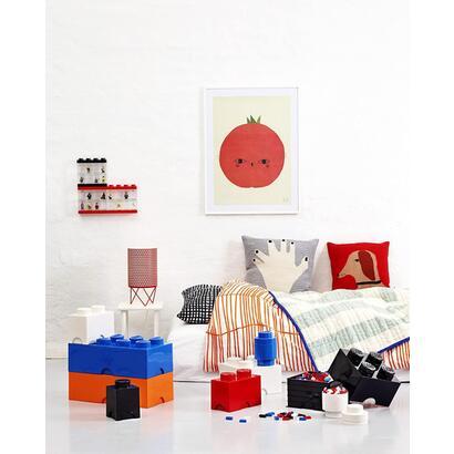room-copenhagen-lego-storage-brick-1-redondo-blanco-caja-de-almacenamiento-blanca