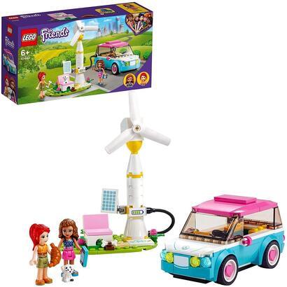 lego-41443-friends-coche-electrico-de-olivia