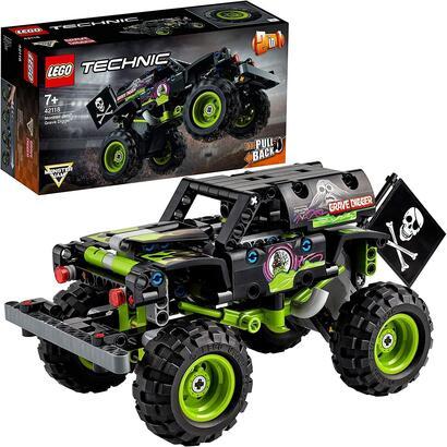 lego-42118-technic-monster-jam-grave-digger