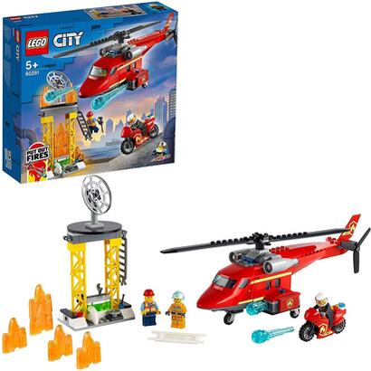 lego-city-60281-helicoptero-de-rescate-de-bombero