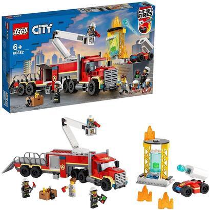 lego-city-60282-unidad-de-mando-de-la-brigada-de-bomberos