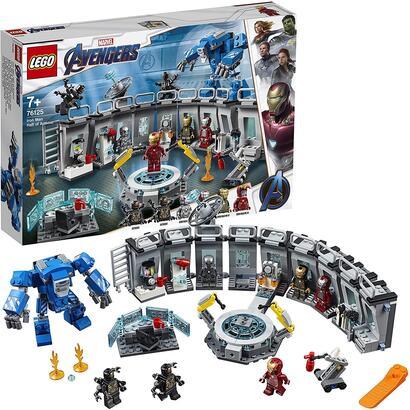 lego-super-heroes-iron-man-sala-de-armaduras-76125