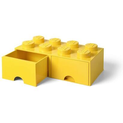 lego-room-copenhagen-40061732-caja-de-almacenaje-apilable-ladrillo-8-pomos-2-cajones-94l