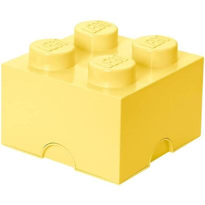 lego-caja-de-almacenaje-4-color-amarillo-claro