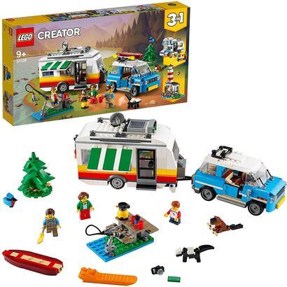 lego-creator-31108-vacaciones-familiares-en-caravana