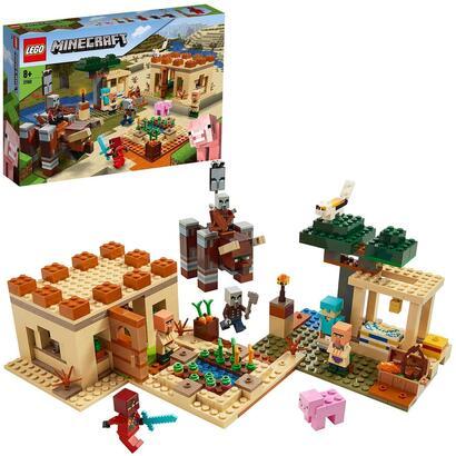 lego-minecraft-21160-la-invasion-de-los-illager