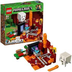 lego-minecraft-portal-al-infierno-21143