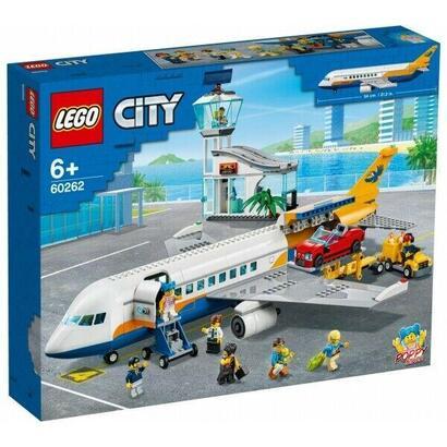 lego-city-avion-de-pasajeros-60262