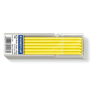staedtler-recambio-lumocolor-non-permanente-amarillo-12pcs