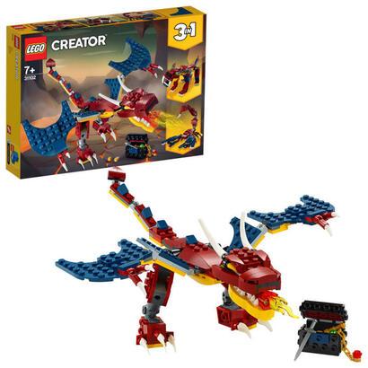 lego-creator-dragon-llameante-31102