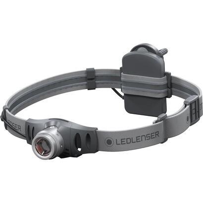 linterna-frontal-led-lenser-sh-pro-100-lumens-gris