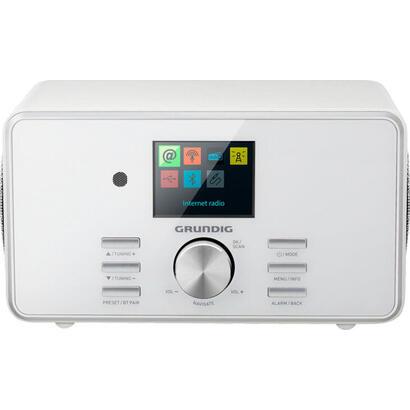grundig-dtr-5000-x-white