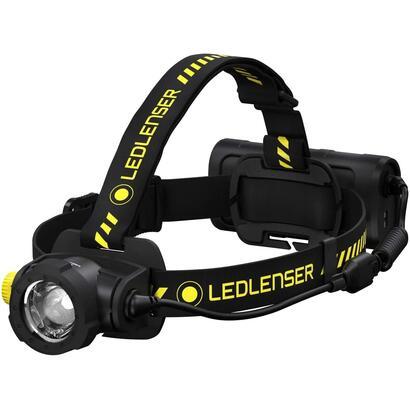 led-lenser-h15r-linterna-frontal-work-negro-amarillo-2500lm