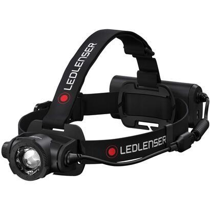 led-lenser-h15r-linterna-frontal-core-negro-rojo-2500lm