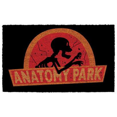 felpudo-anatomy-park-rick-and-morty