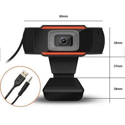 camara-web-duxo-webcam-x11-720p-usb-jack