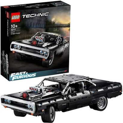 lego-technic-dom-s-dodge-charger-fast-furious-42111