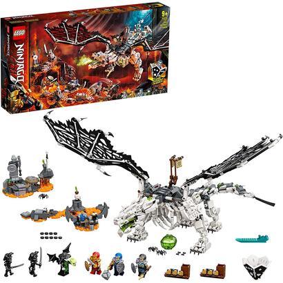 lego-ninjago-71721-dragon-del-hechicero-calavera