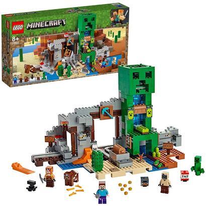 lego-minecraft-la-mina-del-creeper-21155