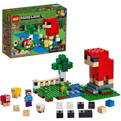 lego-minecraft-la-granja-de-lana-21153