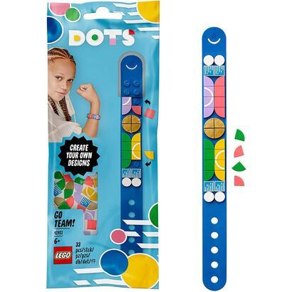 lego-dots-41911-pulsera-creativa-azul