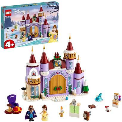 lego-disney-princess-celebracion-invernal-en-el-castillo-de-bella-43180