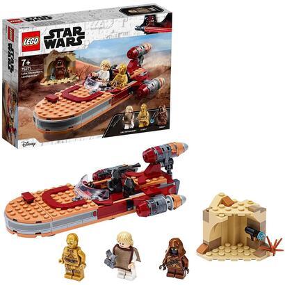 lego-star-wars-speeder-terrestre-de-luke-skywalker-75271
