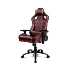 drift-silla-gaming-dr450bw-marron-incluye-cojines-cervical-y-lumbar-dr450bw