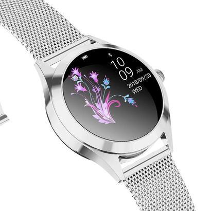 reloj-inteligente-innjoo-voom-silver-pantalla-color-26cm-cuantificador-salud-15-dias-bateria-compat-androidios