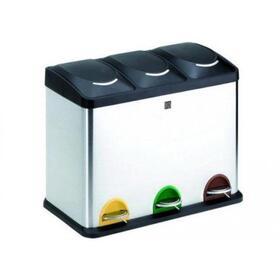 cubo-con-pedal-iris-2399-i-3-compartimentos-45l-inoxidable