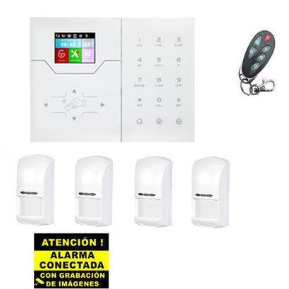 kit-de-alarma-tactil-bysecur-ip-wifi-central-4-pir-mando