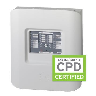 central-convencional-kilsen-de-deteccion-de-incendio-serie-kfp-c-de-4-zonas