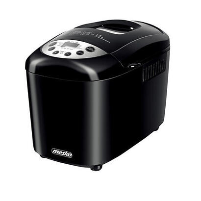 mesko-ms-6022-panificadora-negra-850-w