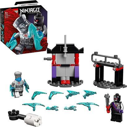 lego-ninjago-set-de-batalla-legendaria-zane-vs-nindroide-71731