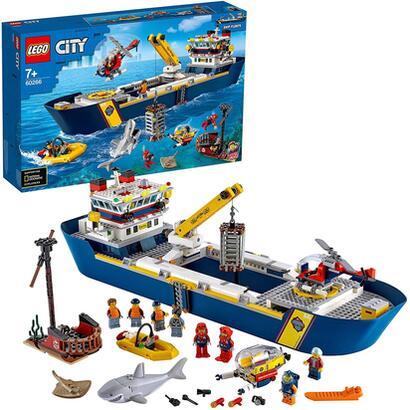 lego-city-buque-de-exploracion-60266