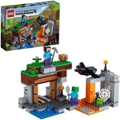 lego-minecraft-21166-la-mina-abandonada