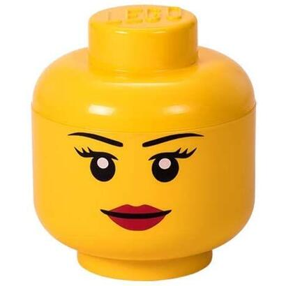 room-copenhagen-cabeza-pequena-de-lego-caja-de-almacenaje-apilable-20-l