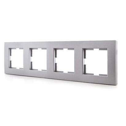 marco-panasonic-novella-4-elementos-horizontal-vertical-tecnopolimero-plata-compatible-mecanismo-karre