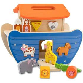 jamara-juguetes-de-madera-kidiwood-juego-de-encaje-arca-de-noe-1