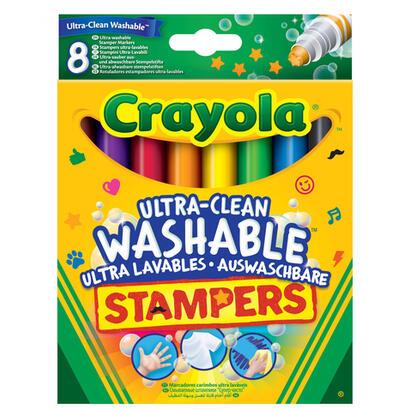 set-8-rotuladores-estampadores-ultra-lavables-crayola