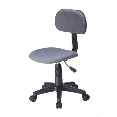sillon-de-oficina-lampa-altura-ajustable-71-83-cm-tela-gris