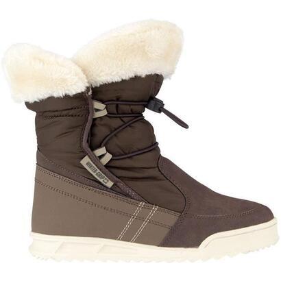winter-grip-apres-ski-fourrure-mujer-marron-talla-42