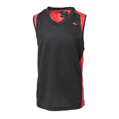 jersey-de-baloncesto-athli-tech-bastian-tsm-nino-nino-negro-gris-y-rojo-talla-14-ans