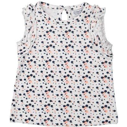 camiseta-blanca-dirkje-con-dop-azul-marino-y-pesca-para-nina-talla-62-cm