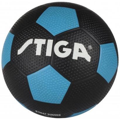 stiga-street-soccer-soccer-negro-y-azul-talla-5