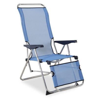 silla-de-camping-eredu-relax-5-posiciones-852-tx-aluminio-y-pvc-tejido-camping-azul-y-gris