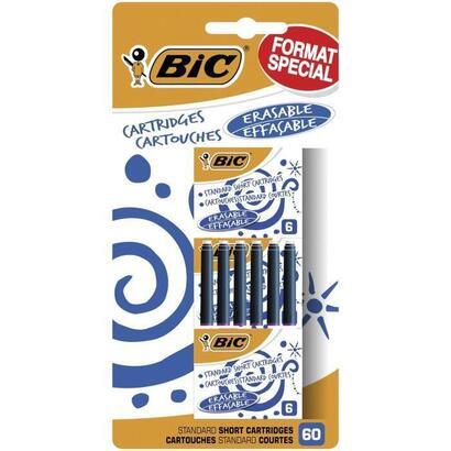 bic-lote-de-60-cartuchos-cortos-universales-azul