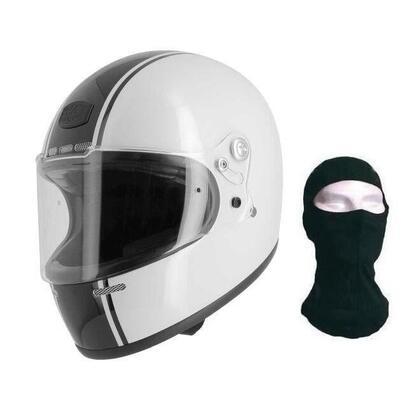 astone-gt-retro-stripes-full-face-casco-capucha-blanco-y-negro-talla-s-55-56-cm