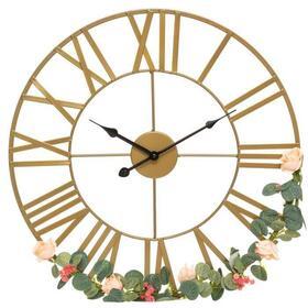 reloj-vintage-fleur-de-metal-o50-cm
